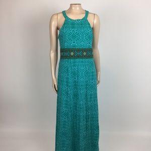 Prana Skye Women's Maxi Dress Organic Cotton V3-22